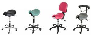 Ортопедический стул-седло